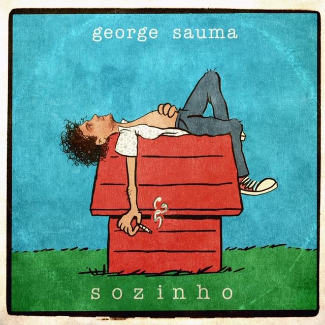 """George Sauma lança seu primeiro EP """"Sozinho"""""""