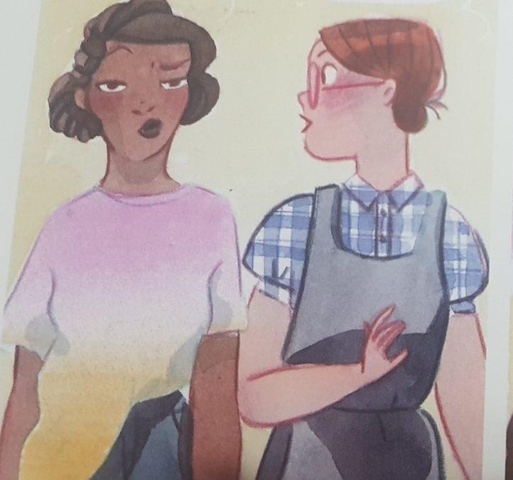 A primeira personagem lésbica de Mauricio de Sousa