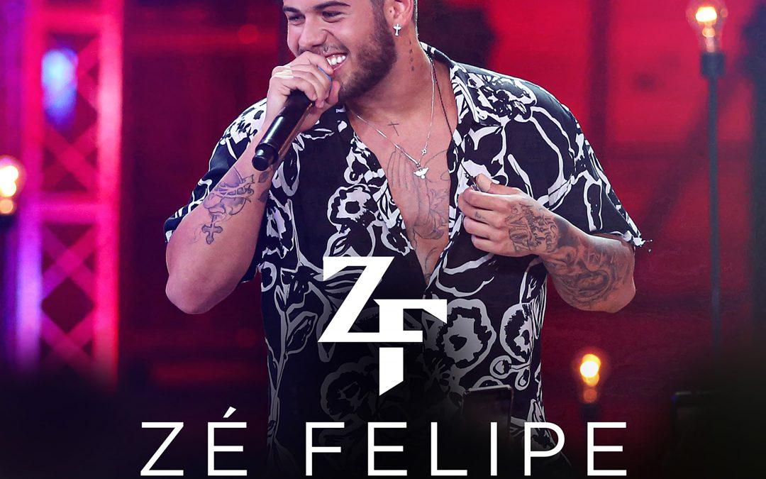 Zé Felipe lança EP no Dia dos Namorados